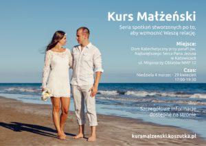 Kurs dla Małżeństw @ ul. Misjonarzy Oblatów M.N. 12