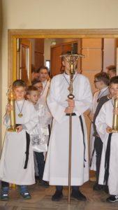 Święto patronalne ministrantów