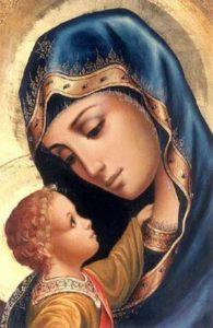 Świętej Bożej Rodzicielki Maryi